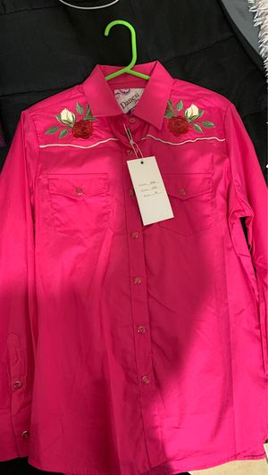 Cowgirl blouse for Sale in Huntington Park, CA