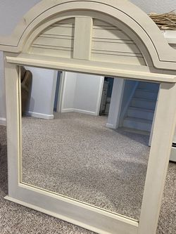 White Mirror for Sale in Denver,  CO