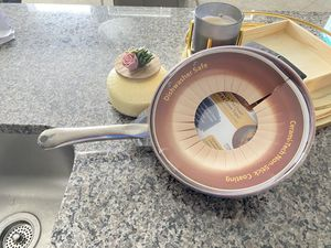"Copper Chef Non-Stick pan 10""-Never used! $10 for Sale in Land O Lakes, FL"