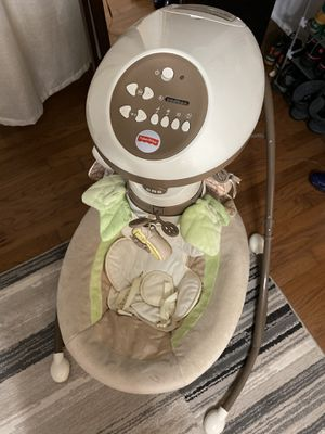 Baby swing Fisher price for Sale in Dedham, MA