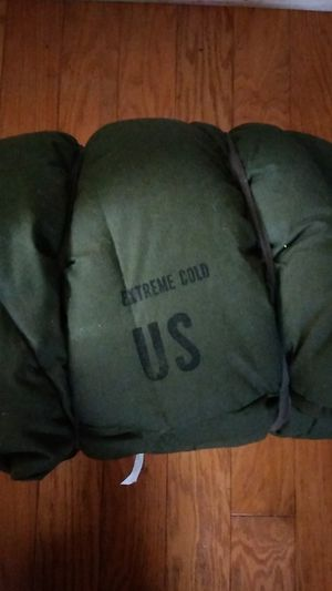 U.S. Army extreme cold sleeping bag brand new for Sale in Stuart, FL