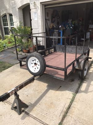 Utility trailer. 6x4 for Sale in Houston, TX
