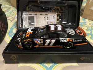 Denny Hamlin ROY elite with tire for Sale in Youngsville, LA