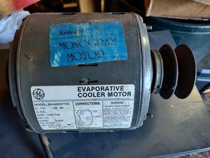 GE Evaporative Cooler Motor 40 bucks for Sale in Riverside, CA