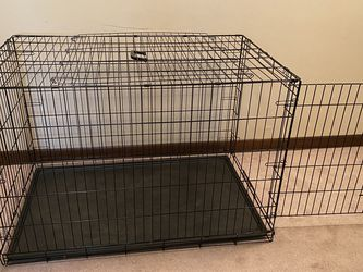 🐕 Large Dog Crate In Excellent Condition! 🐶 for Sale in Renton,  WA