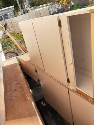 New and Used Kitchen cabinets for Sale in New Port Richey ...