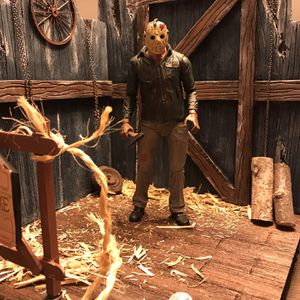 Friday The 13th Jason Barn Diorama for Sale in Chicago, IL