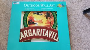 Margaritaville Outdoor Signs Patio Pool Backyard Bar Decor for Sale in Virginia Beach, VA