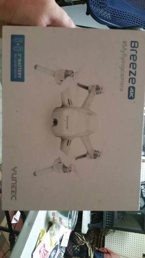 Breeze 4k camera drone for Sale in Nashville, TN