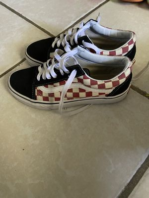 Good condition Vans Shoes for Sale in Orlando, FL