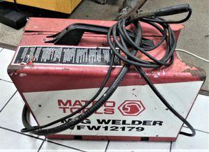 MATCO GAS WIRE WELDER for Sale in Largo, FL