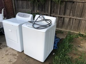 Haier Washer and Dryer Set for Sale in York, PA