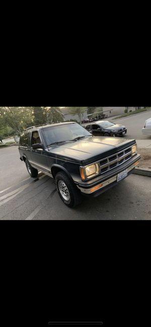 1994 Chevy Blazer LT 4X4 for Sale in Everett, WA