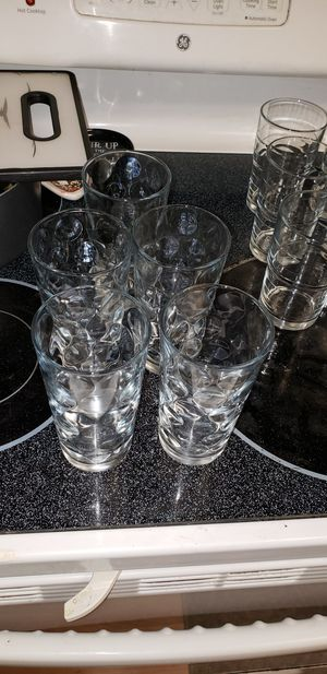 5 large size glassware for Sale in Germantown, MD