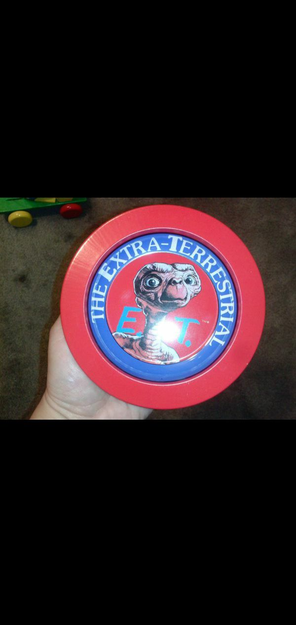 The Extra-Terrestrial E.T. new collector plate 1982
