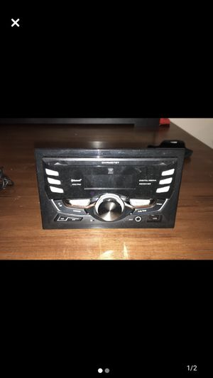 Digital media receiver car stereo for Sale in Charlotte, NC