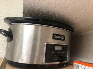 Crock pot for Sale in Houston, TX