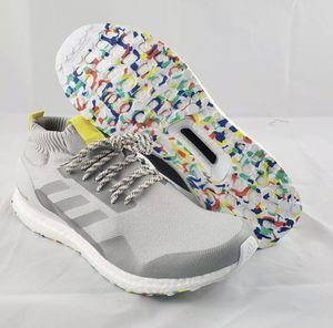 Adidas Ultra Boost Mid Running Shoes G26842 Grey White Men's Size 12 for Sale in Glendale, AZ