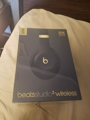 Beats by Dr. Dre Studio 3 Bluetooth Wireless Noise Canceling Headphones for Sale in San Francisco, CA