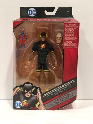 The Flash Dc Comics Action Figure. Collectible for Sale in Billerica, MA
