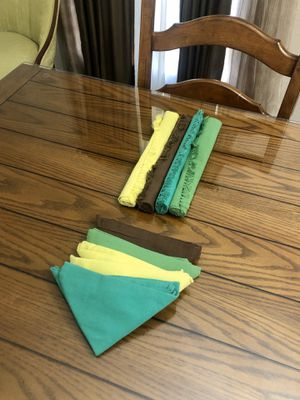 Placemat and Napkin Set for Sale in Houston, TX