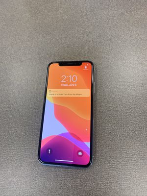 UNLOCKED - APPLE IPHONE X (64GB) for Sale in Oakland, CA