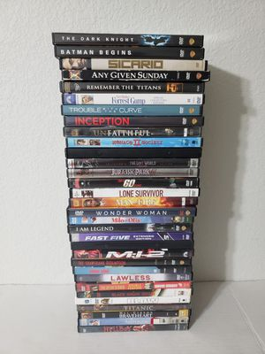 32 DVD Movies for Sale in Austin, TX