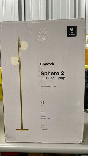 Brightech Sphero 2 LED Floor Lamp for Sale in Signal Hill, CA