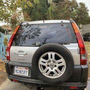 2003 Honda Crv 2wd Suv for Sale in Modesto, CA
