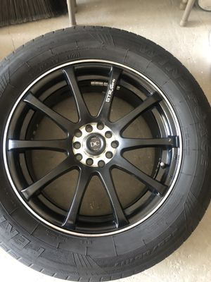 Black 17inch Rims for Sale in Lake Worth, FL