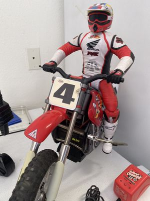Rare CR250R {contact info removed} NIB RTR Motorcycle for Sale in Riverside, CA