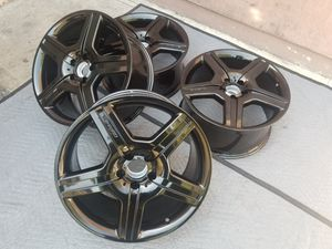 "19"" Mercedes OEM AMG Gloss Black Wheels for Sale in Orange, CA"
