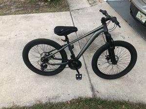 24in mountain bike for Sale in Lakeland, FL