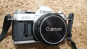 Canon AE-1, Bell & Howell 8mm, Keystone Super 8 for Sale in Riverside, CA