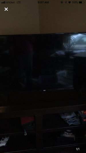 """Lg 43"""" tv for Sale in Norton, OH"""