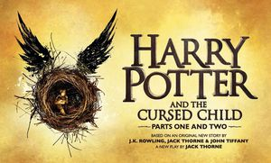 Harry Potter and the Cursed Child Part 1 & 2 Wed 11/20 for Sale in El Cerrito, CA