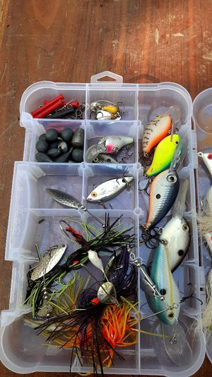 Fishing lures for Sale in Carmichael, CA