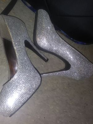 Sparkly heels from GLO jean for Sale in Dallas, GA