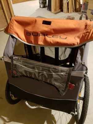 Burley D'lite Child Bike Trailer for Sale in TOWNSEND INLT, NJ