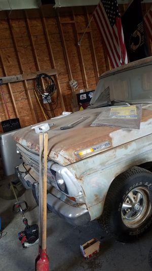 1969 Ford F100 for Sale in Lexington, VA