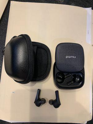 Pamu model T6 Slide wireless earbuds for Sale in Waltham, MA