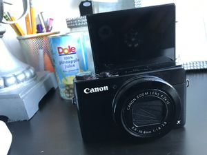 Canon G7x for Sale in New York, NY