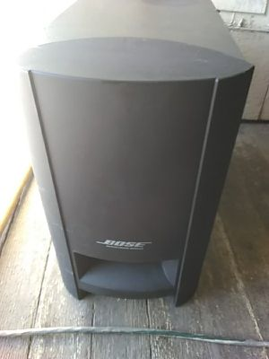 Bose for Sale in Cutler, CA