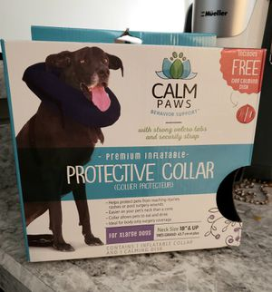 Protective inflatable dog collar XL for Sale in Gilbert, AZ