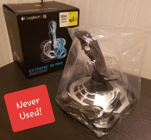 *Brand New - Extreme 3D Pro PC Controller for Sale in Dearborn Heights, MI