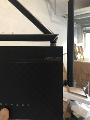 ASUS wireless router for Sale in Delray Beach, FL