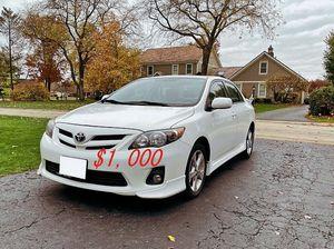 🍀URGENT,For sale 2012 Toyota Corolla!!!Price$1000🍀 for Sale in Costa Mesa, CA