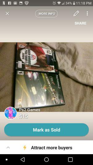 PS2 games for Sale in Auburndale, FL