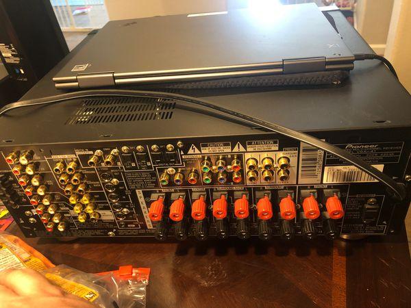 Pioneer ELITE VSX-41 receiver