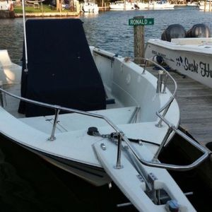 Center Console Boat (22 footer) ORIGINAL Bayliner 22 feet Trophy for Sale in Seaford, NY